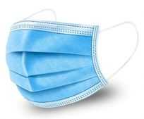 DISPOSABLE NON-STERILE FACE MASK  SM50P (Pack of 50)