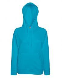 FOTL Lady-Fit Lightweight Hooded Sweat