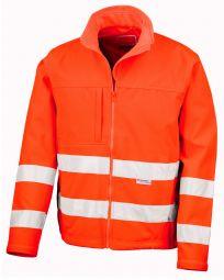 Result Safe-Guard Softshell Jacket