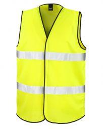 Result Safe-Guard Hi Vis Motorists Vest