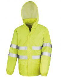 Result Safeguard Hi Vis Waterproof Suit