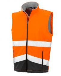 Safeguard Safety Softshell Gilet