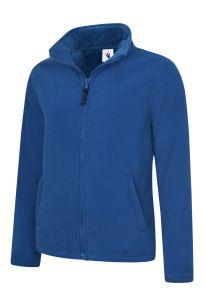 UC608 Ladies Classic Full Zip Fleece Jacket