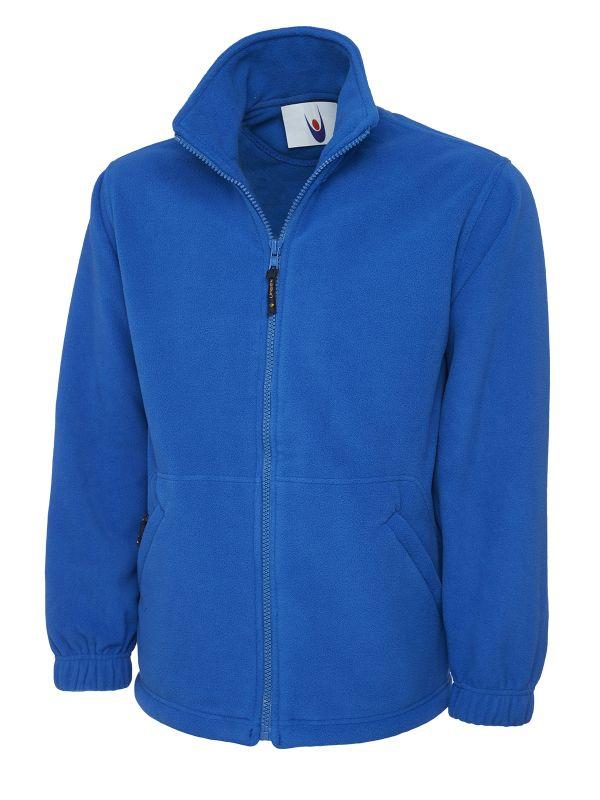 UC604 Classic Full Zip Micro Fleece Jacket